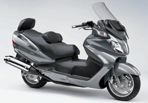 Suzuki Burgam 650 ABS