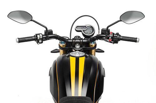 Fitur Ducati Scrambler 1100