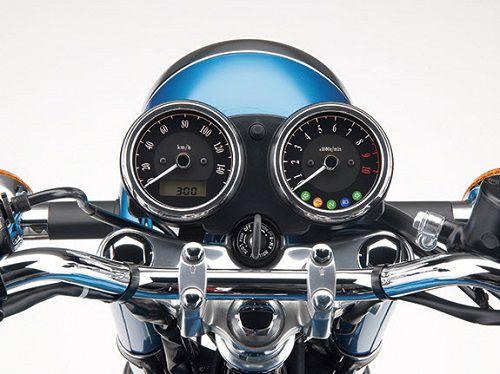 Fitur Kawasaki W250