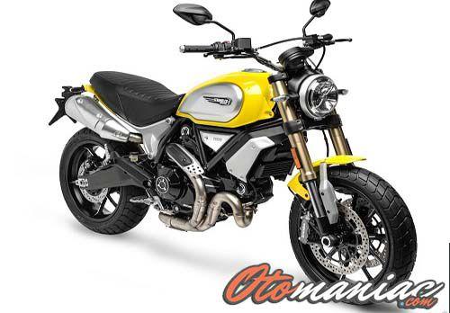 Harga Ducati Scrambler 1100