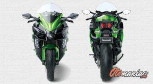 Harga Kawasaki Ninja H2 SX & SX SE