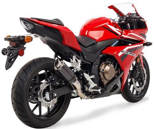 Review Honda CBR500R