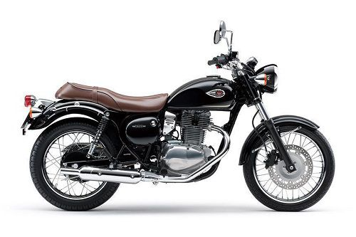 Review Kawasaki W250