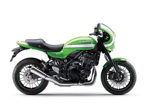 Review Kawasaki Z900RS Cafe