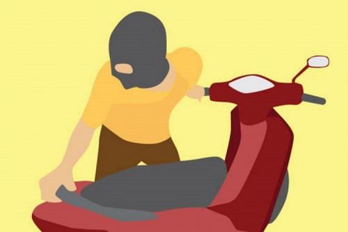 10 Tips Agar Motor Terhindar Dari Pencurian