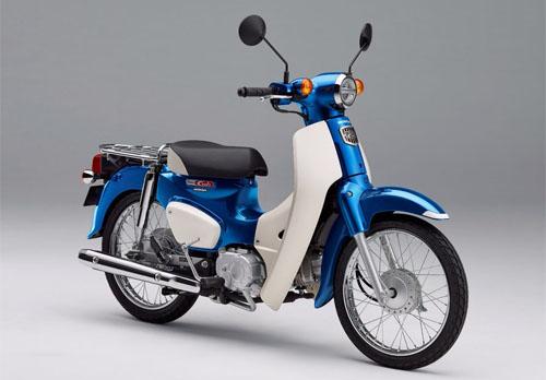 Desain Honda Super Cub