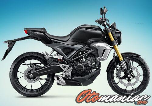 Gambar Honda CB150R Exmotion