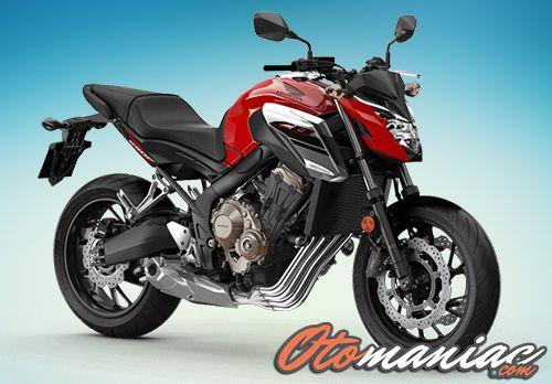 Gambar Honda CB650F