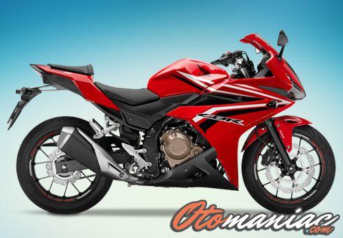Gambar Honda CBR500R
