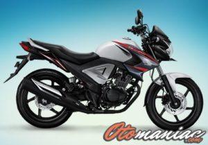 Gambar Honda MegaPro FI