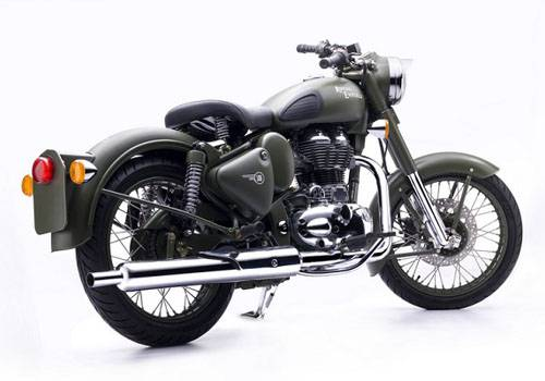 Harga Royal Enfield Classic Battle Green