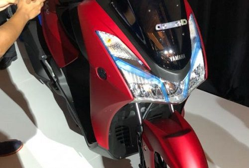 Headlamp Yamaha Lexi