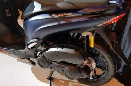 Shock Tabung Yamaha Lexi