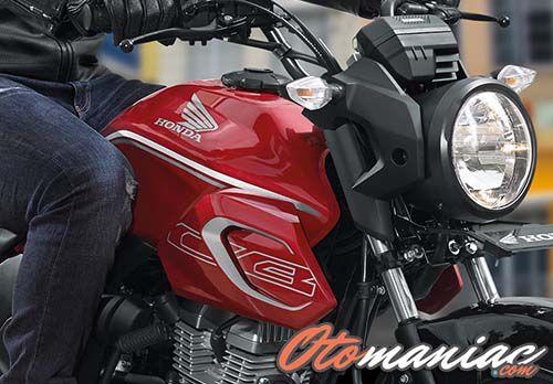Desain Honda CB150 Verza