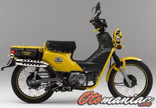 Gambar Honda Cross Cub 110