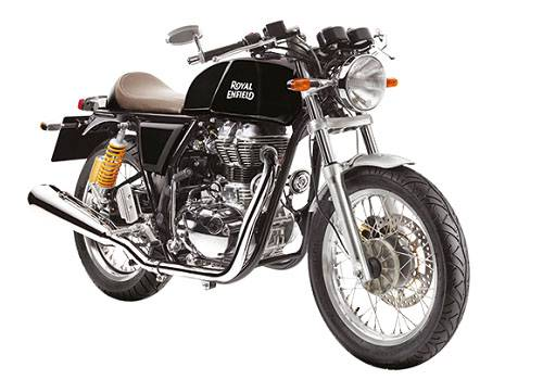 Harga Royal Enfield Continental GT