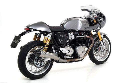 Review  Triumph Thruxton