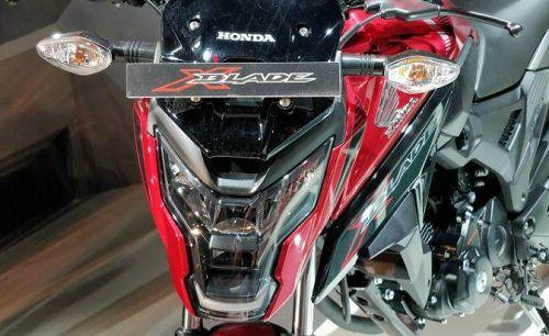 Review Honda X-Blade