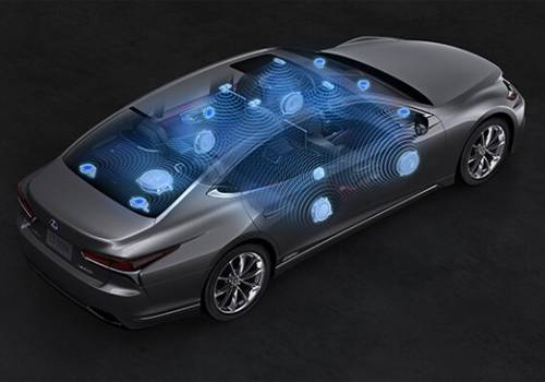 Review Mobil Lexus LS