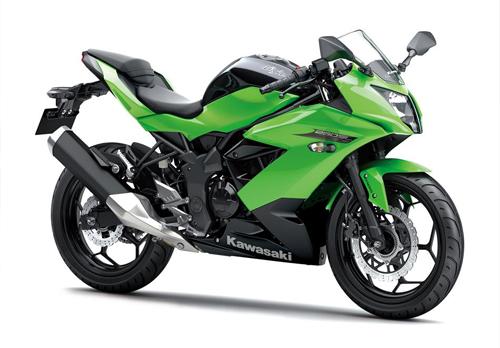 Review Spesifikasi Kawasaki Ninja 250SL