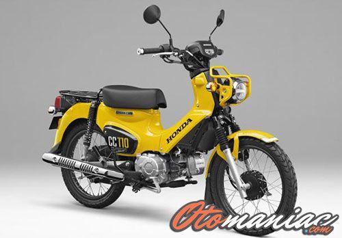 Spesifikasi dan Harga Honda Cross Cub 110