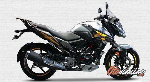 Spesifikasi dan Harga Honda X-Blade