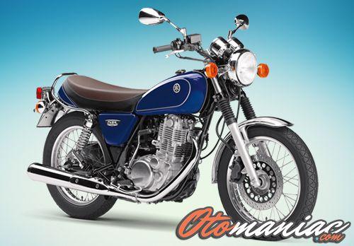 Spesifikasi dan Harga Yamaha SR400