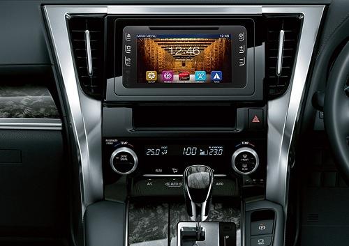 Desain Interior New Toyota Vellfire
