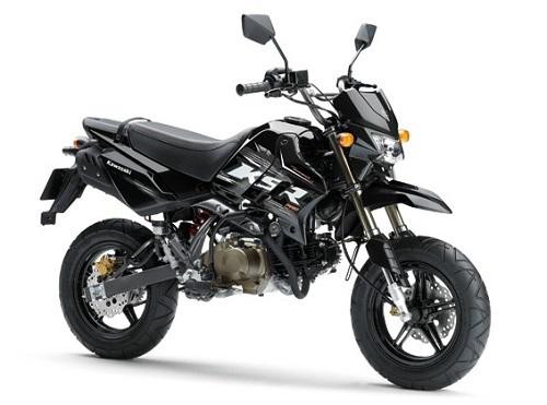Desain Kawasaki KSR Pro