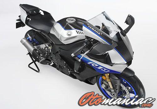 Desain Yamaha R1M