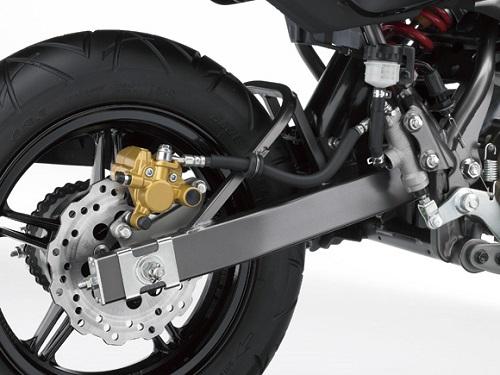 Fitur Kawasaki KSR Pro