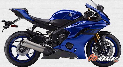Harga All New Yamaha R6