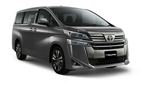 Harga New Toyota Vellfire,Spesifikasi dan Harga New Toyota Vellfire