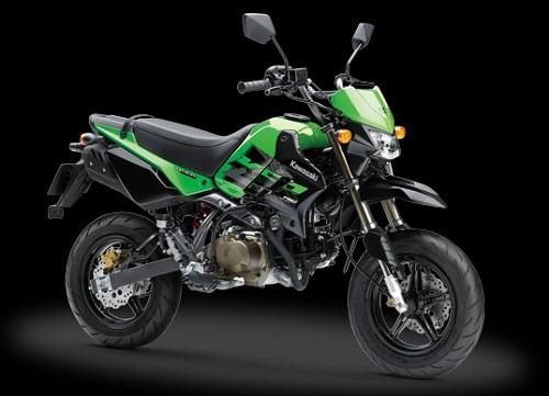 Review Kawasaki KSR Pro