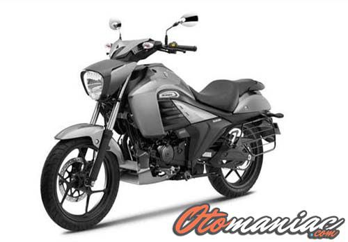 Review Suzuki Intruder 150