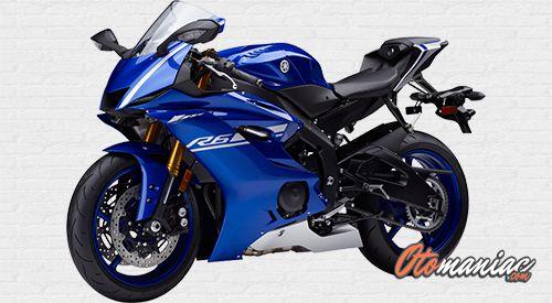 Spesifikasi dan Harga All New Yamaha R6