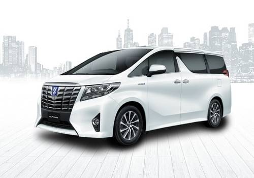 Spesifikasi dan Harga Toyota Alphard Hybrid