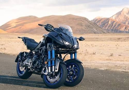 Spesifikasi dan Harga Yamaha Niken
