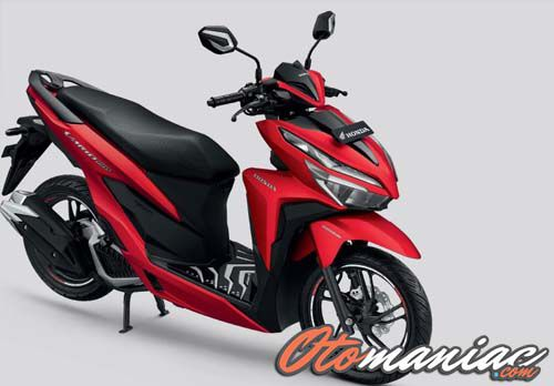 All New Honda Vario 125 Full Aksesoris Original