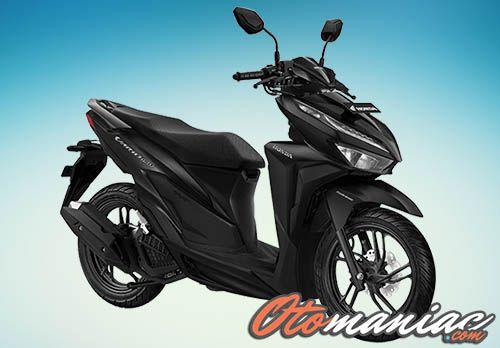 Desain All New Honda Vario 150