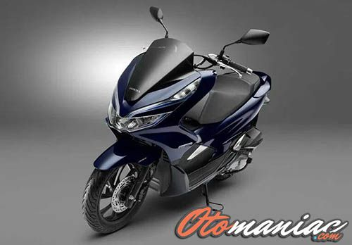 Review Honda PCX Hybrid