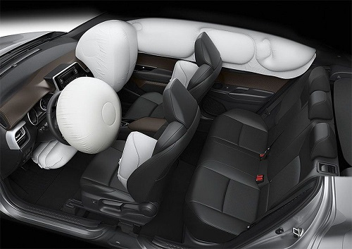 Fitur Keselamatan All New Toyota CHR