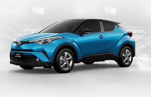 Harga All New Toyota CHR