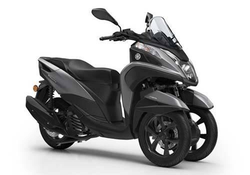 Harga Yamaha Tricity 125