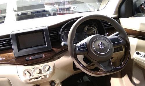 Interior Suzuki All New Ertiga