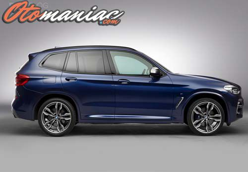 Review BMW X8