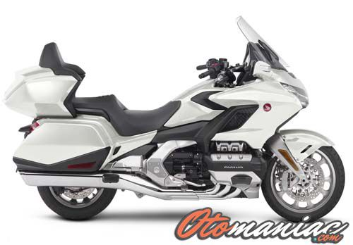Review Honda Gold Wing