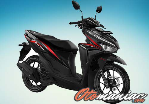 Spesifikasi Dan Harga All New Honda Vario 125