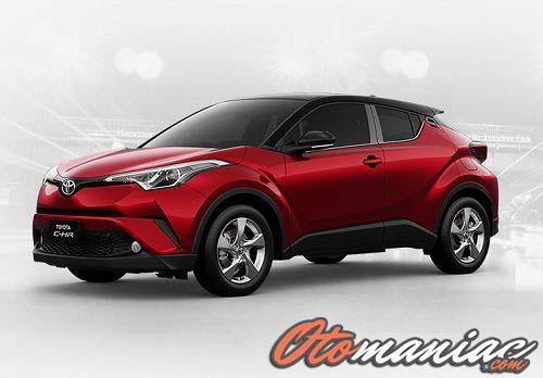 Spesifikasi Dan Harga All New Toyota CHR
