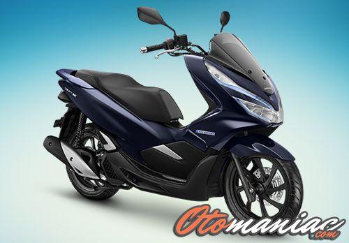 Spesifikasi dan Harga Honda PCX Hybrid